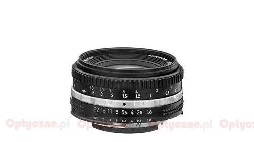 Nikon Nikkor MF 50 mm f/1.8 - Optyczne.pl