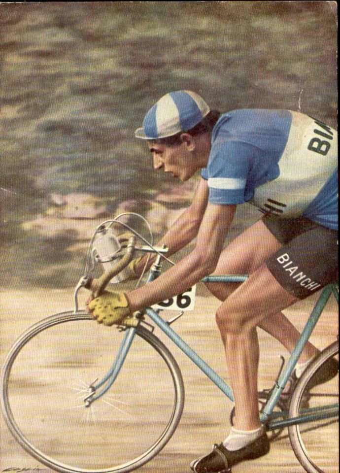 .......Coppi hand colorized!