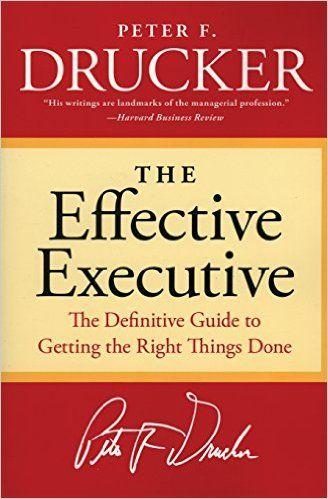 #management #trabajoDelConcocimiento #efectividad The Effective Executive (Harperbusiness Essentials): Amazon.es: Peter F. Drucker: Libros en idiomas extranjeros