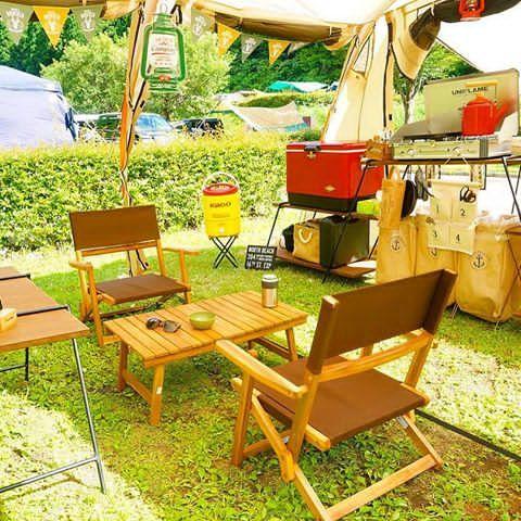 ・ 今回初登場のニトリのローチェア💺 コンパクトでとても良かったです👍 ・ ただ、長時間座ると、背もたれの木の部分が背中に当たって少し痛い😅 薄めのクッションが必要かもな〜🤔 ・ #アイアンラック #ニトリローチェア #ロースタイルキャンプ #キャンプ #アウトドア #おしゃキャン #おしゃれキャンプ #ソトアソビ #バーベキュー #お外あそび #キャンパー #おしゃれキャンパー #camphack取材 #camp #outdoor #bbq #camping #outingstylejp #キャンプ用品 #キャンプ初心者 #オートキャンプ #おそとあそび #キャンプグッズ #hinataoutdoor #bepal