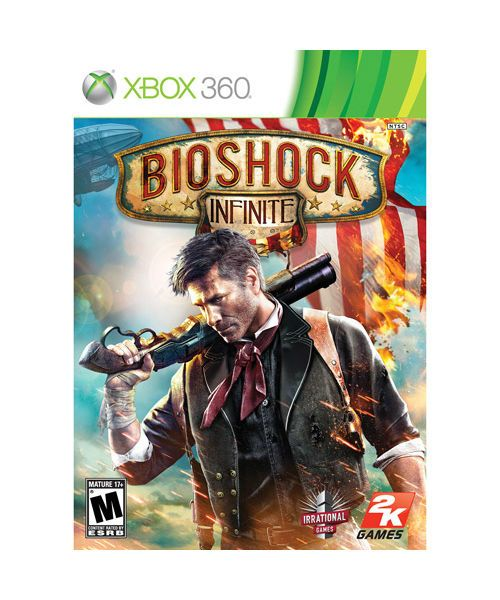 BioShock Infinite  (Xbox 360, 2013)  one of the ebst games of 2013