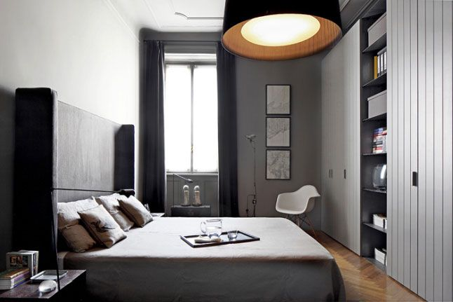 A Stunning Apartment with a Grey and Moody Interior - NordicDesign