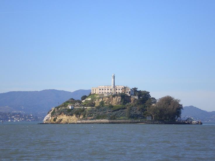Alcatraz, San Francisco, CA, EEUU