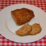 Sárgabarackos vagdalt fenyőmaggal - recept