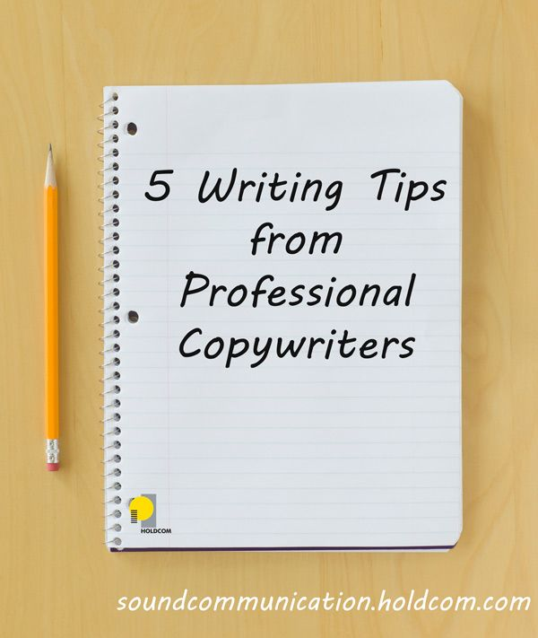 Writing tips from professional copywriters - don't get caught making these grammatical errors!