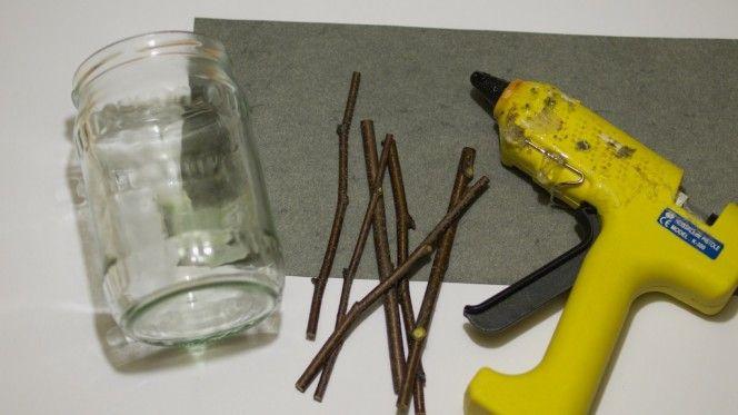 limpistol-syltetøyglass-pinner