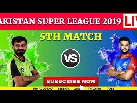 Watch Live Cricket Matche Psl Season 4 Today Lahore Qalandars Vs Karach Watch Live Cricket Live Cricket Season 4