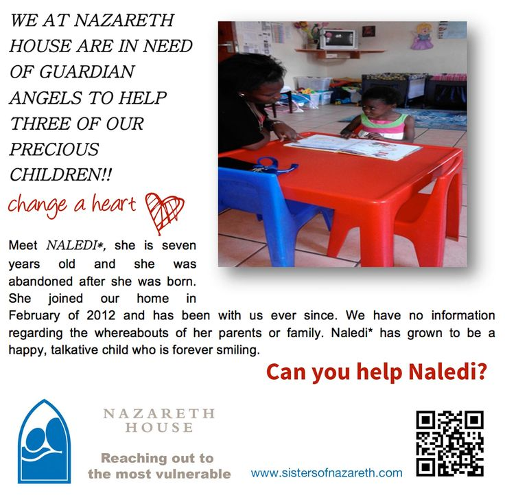 To really help Naledi* heal in both body and spirit, she also needs psychological help which, right now, is totally beyond our means. We have been able to find a private psychologist who is able to do the assessment for R3000,00. Should we be able to get this money, Naledi* would be assessed sooner, meaning that we could address her needs much sooner. If your caring could stretch to help get Naledi* the therapy she needs, please make your contribution.