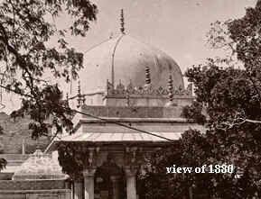 Old dargah