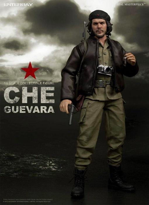 Ernesto Che Guevara – Action Figure Enterbay