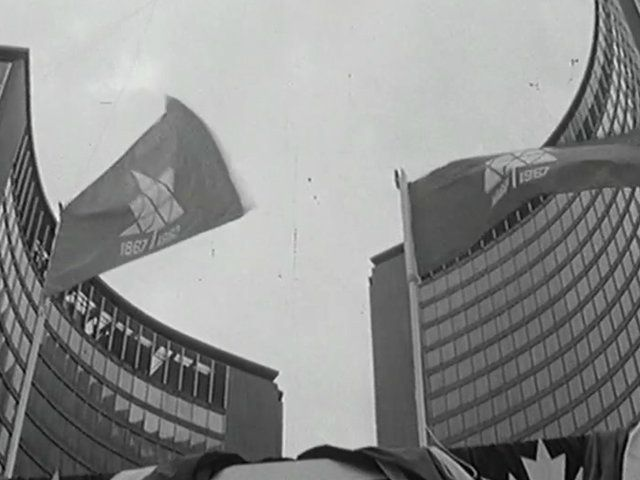 Toronto celebrates Canada's centennial | Toronto joins Canada's 1967 celebrations with parades, pony rides, a beard contest and go-go music. | CBC Archives • July 1, 1967