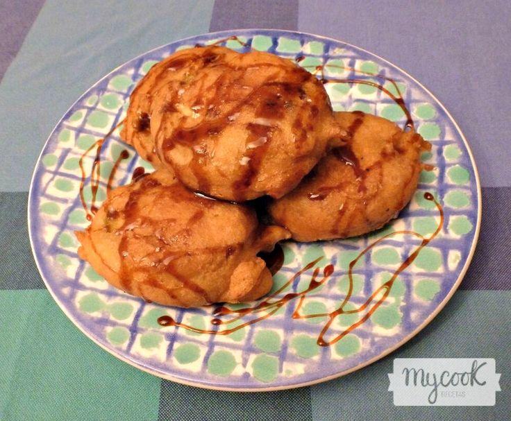 Berenjenas con miel - http://www.mycookrecetas.com/berenjenas-con-miel/