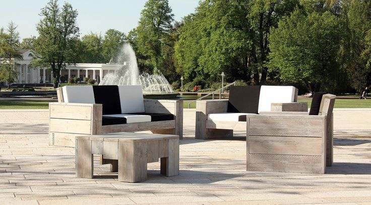 edle lounge gartenm bel treibholz gartenm bel holz. Black Bedroom Furniture Sets. Home Design Ideas