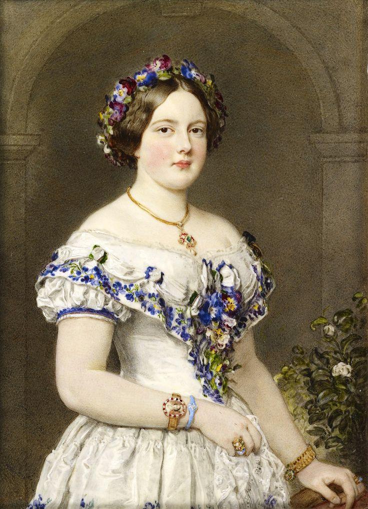 1853 Marie, Duchess of Brabant (1836-1902), later Queen of the Belgians