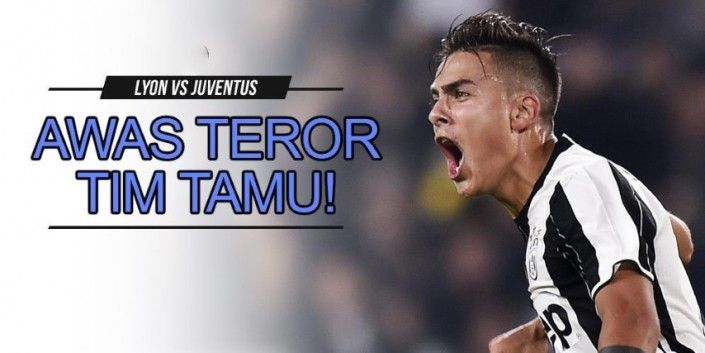 Prediksi Lyon vs Juventus Liga Champions