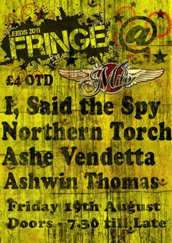 Northern Torch Poster