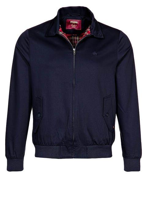 Harrington jacket navy