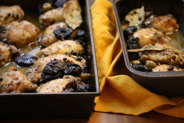 Chicken Marbella via Silver Palate Cookbook~ Best Chicken Dish ever!!