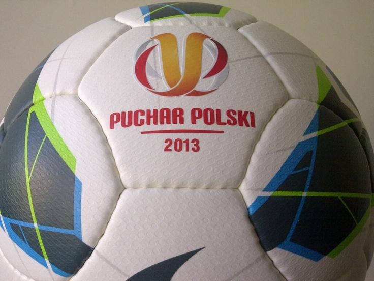 kick-off ball for final 8.05 Warsaw