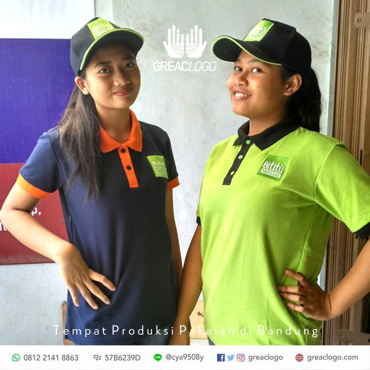 Polo & Topi Eititu Resto & Cafe - Bandung / Konveksi Bandung / 0812 2141 8863 / BB : 57B6239D / LINE @cya9508y