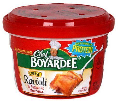 chef boyardee 7.5oz microwave cheese ravioli