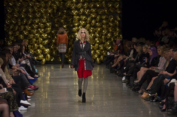 TRELISE COOPER New Zealand Fashion Week 2012 -