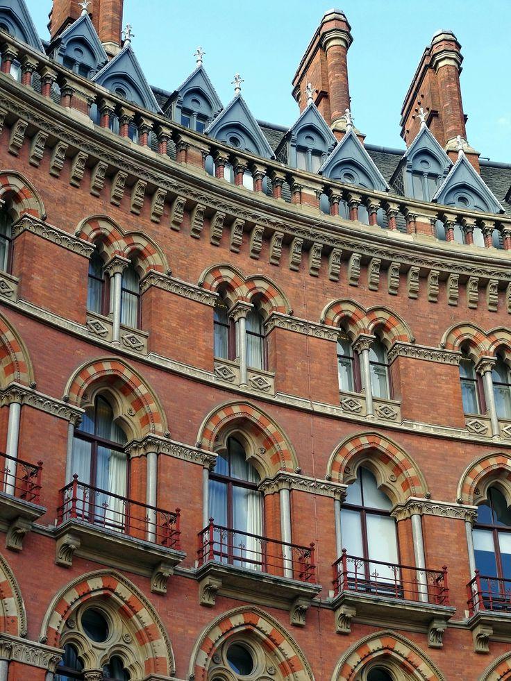 Kings Cross St Pancras Renaissance Hotel London