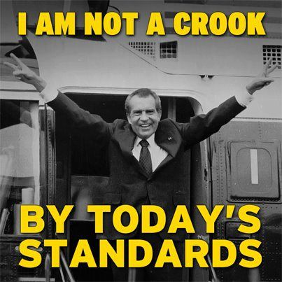 Image result for richard nixon corrupt