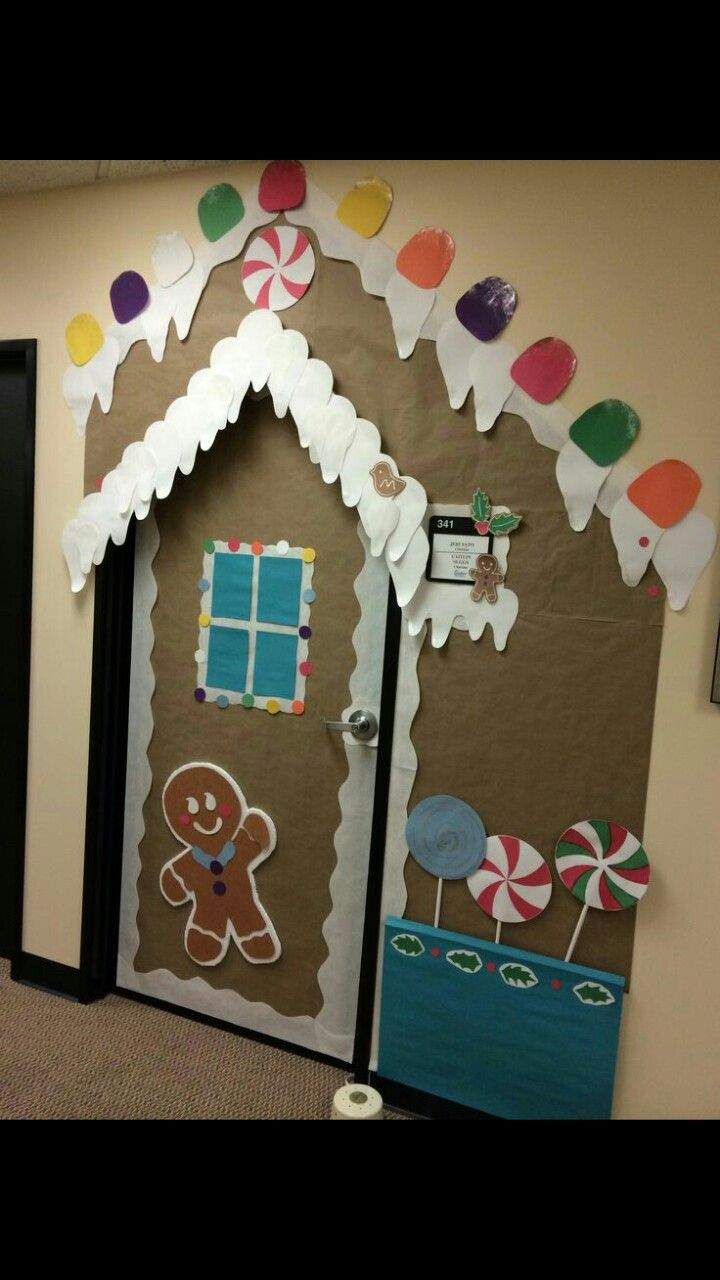 55 best Office christmas decorating ideas images on Pinterest - Halloween Office Door Decorating Contest Ideas