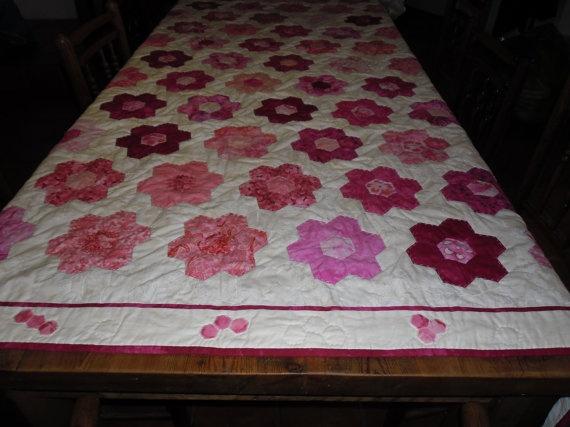 Handmade quilt...
