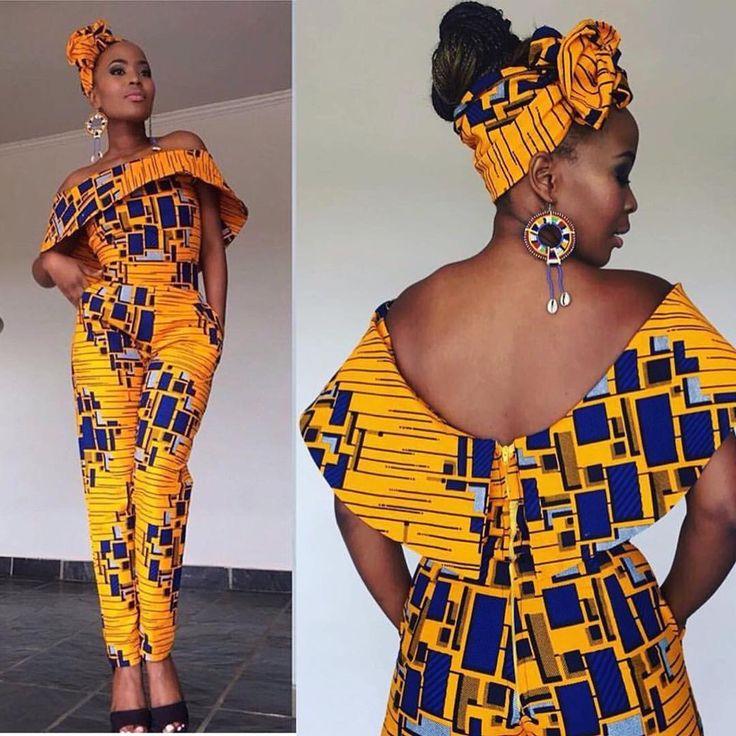"""3,432 gilla-markeringar, 8 kommentarer - Aso Ebi Styles (@asoebibella) på Instagram: """"@fulu_mugovhani ✨👑💛 in @destinymoonprints #AsoEbiBella"""""""