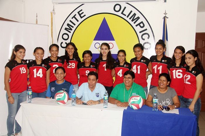 Nicaragua ante Honduras hoy en Centroamericano de Voleibol Femenino Sub-20 - La Prensa
