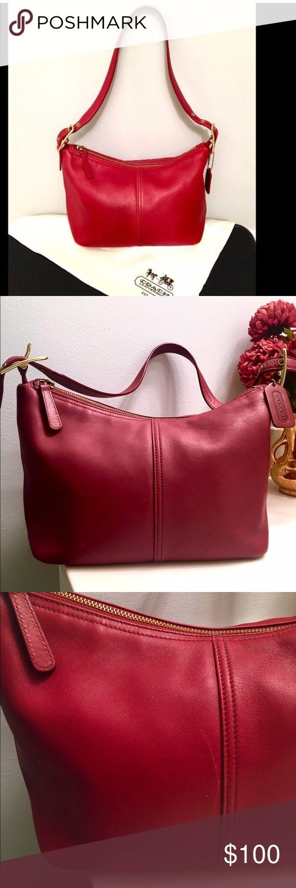Coach Handbag (Extra Pics) Coach Legacy Hobo Handbag (Extra Pics) Coach Bags Shoulder Bags