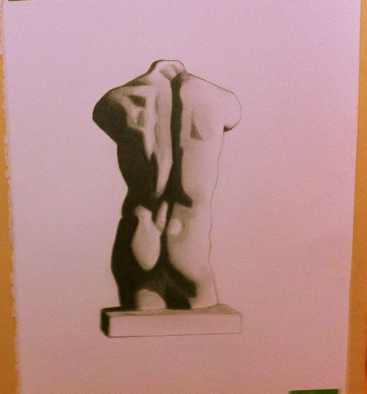 study - by marie lardino - Academy of Art Canada, Toronto, (2012)