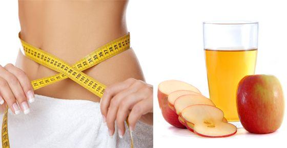 Jak používat jablečný ocet na hubnutí