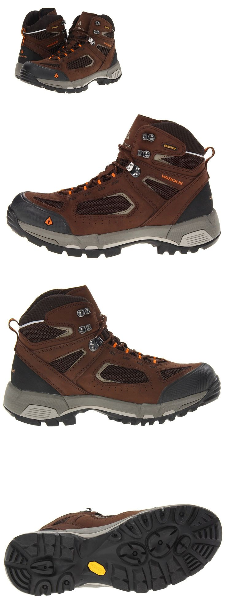 Mens 181392: 50% Off! New #7482 Mn S Vasque Breeze 2.0 Gore Tex Hiking Boots Us 9, Brown. -> BUY IT NOW ONLY: $84.99 on eBay!