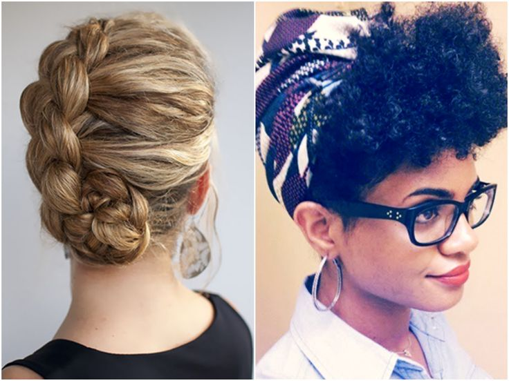 8 Hairstyles For Curly Hair: 8 Hairstyles That Prove Curly Hair Is NOT Unprofessional