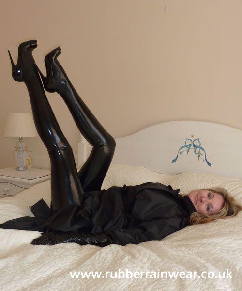 Legs and mack