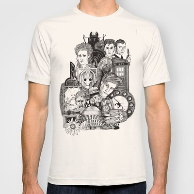 The Untempered Schism T-shirt by Sharon Turner - $18.00