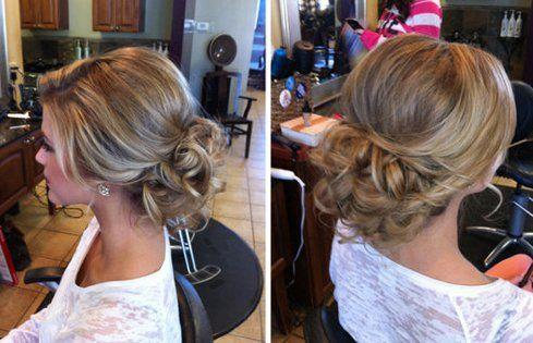 hairstyles for medium length hair updos
