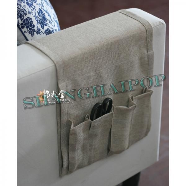 Remote Control Organiser Holder Arm Chair Couch Settee Sofa Storage Bag Pocket Need To Try This Organizer