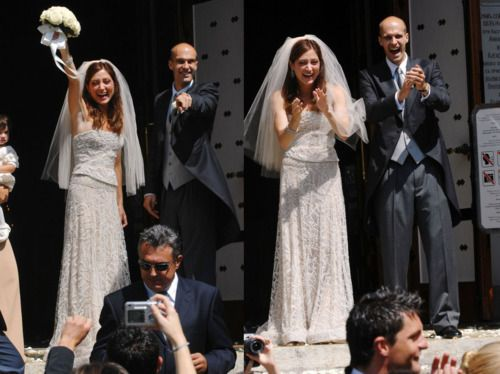 Sasha Alexander & Edoardo Ponti | Sasha y Edoardo ...