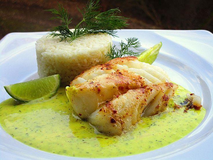 Dill-Curry-Honig-Sauce zu Fisch und Reis, ein leckeres Rezept aus der Kategorie Fisch. Bewertungen: 102. Durchschnitt: Ø 4,6.