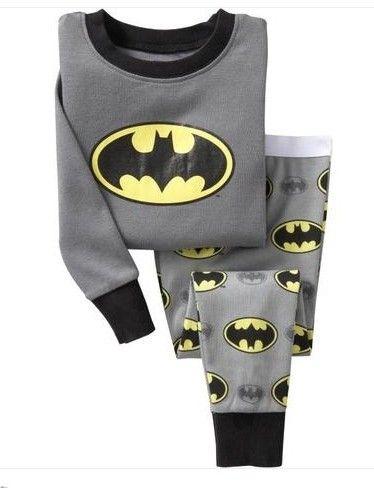 Baby Clothing Set - Pajama (Top + Pants) //Price: $20.99 & FREE Shipping //     #BatmanFansClub