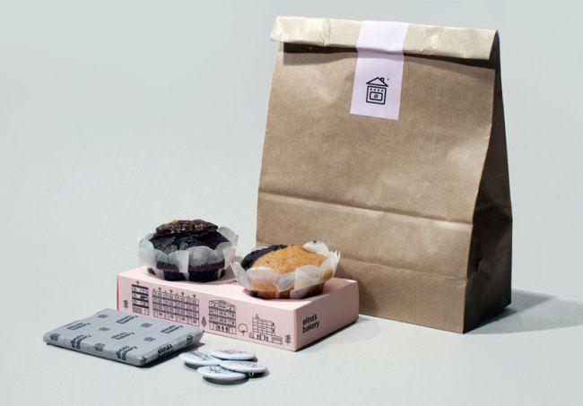 城市裡的甜點屋 包裝設計 | MyDesy 淘靈感