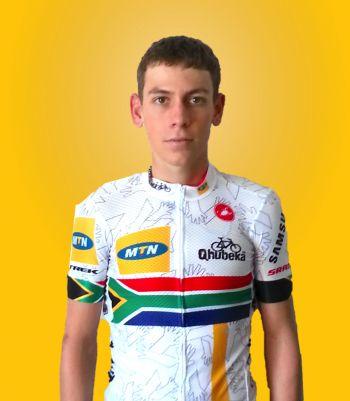 Louis Meintjes National Champion of South Africa @Castelli Cycling #MTNQhubeka