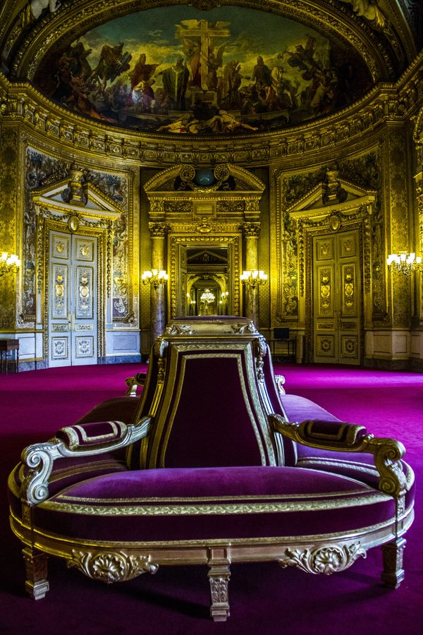 luxembourg palace paris france jean marc payet on 500px beautiful architecture pinterest. Black Bedroom Furniture Sets. Home Design Ideas