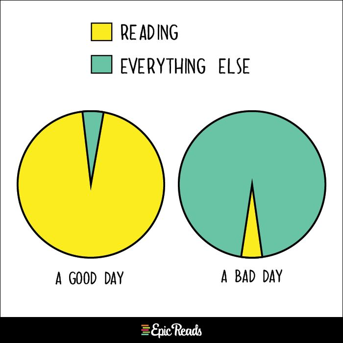 Extremely Accurate Charts for Book Nerds