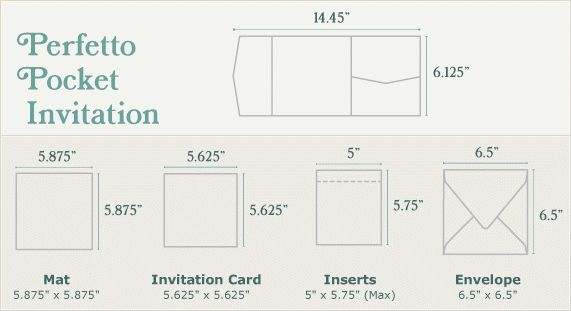 Pin By Amy Wang On A K Wedding Invitation Size Invitation Card Format Invitation Sizes
