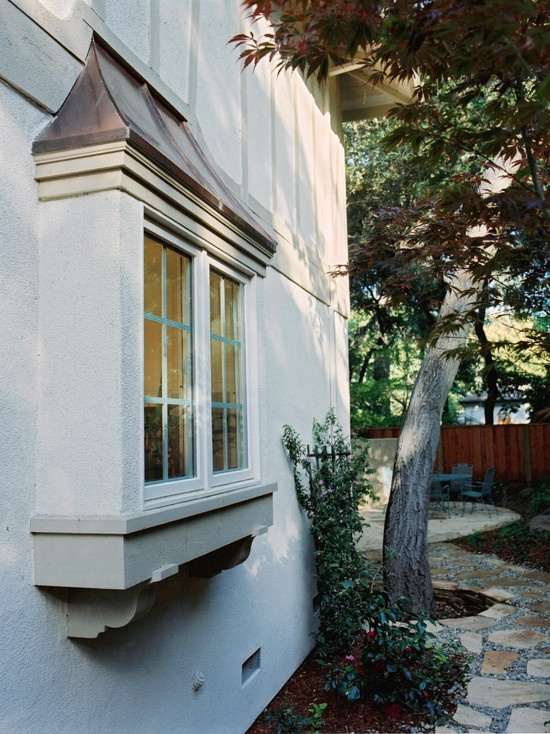 Exterior Windows Design amazing exterior window designs Traditional Box Bay Window Design